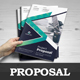 Project Proposal InDesign Template v7 - GraphicRiver Item for Sale