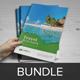 Travel Agency Brochure Bundle - GraphicRiver Item for Sale