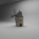 Windmill Low-Poly - 3DOcean Item for Sale