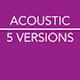 Emotional Acoustic Corporate - AudioJungle Item for Sale
