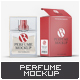 Perfume Mock-Up - GraphicRiver Item for Sale