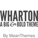 Wharton: A Big & Bold WordPress Blog Theme - ThemeForest Item for Sale