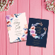 Floral Watercolor Wedding Invitation - GraphicRiver Item for Sale