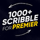 1000+ Scribble Premiere - VideoHive Item for Sale