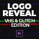 Logo Reveal - VHS & Glitch Edition - VideoHive Item for Sale