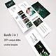 3 in 1 Premium - Marc 1 Powerpoint Template - GraphicRiver Item for Sale