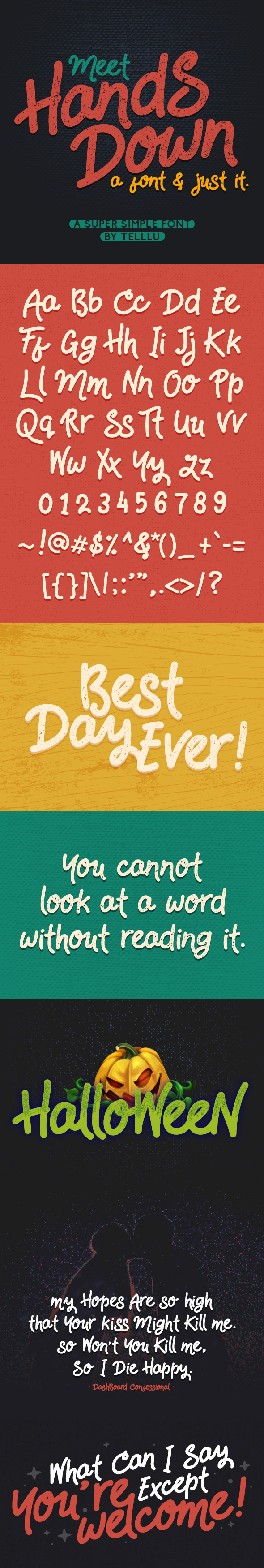 Fonts from GraphicRiver