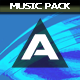 Upbeat Energetic Power Futuristic Technology Pack - AudioJungle Item for Sale