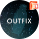Outfix Presentation Template - GraphicRiver Item for Sale