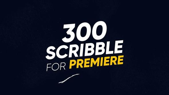 300 Scribble Premiere