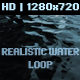 Realistic Water Loop - VideoHive Item for Sale