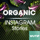 10 Instagram Stories - Organic - GraphicRiver Item for Sale