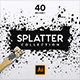 Splatter Collection - GraphicRiver Item for Sale
