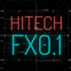 Hitech Text FX - VideoHive Item for Sale