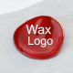 Wax Stamp Logo - VideoHive Item for Sale