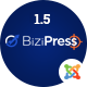 BiziPress - Multipurpose Joomla Template - ThemeForest Item for Sale