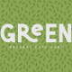 Green | Natural Cute Font - GraphicRiver Item for Sale