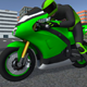 5 Low Poly Racing Bikes With Rider - 3DOcean Item for Sale