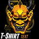 GOLD ONI - GraphicRiver Item for Sale