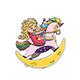 Rainbow Unicorn - GraphicRiver Item for Sale