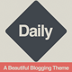 Daily - A Beautiful WordPress Blog & Photo theme - ThemeForest Item for Sale