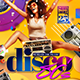Disco 80'S Flyer - GraphicRiver Item for Sale