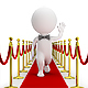 3D Small People - Red Carpet - GraphicRiver Item for Sale