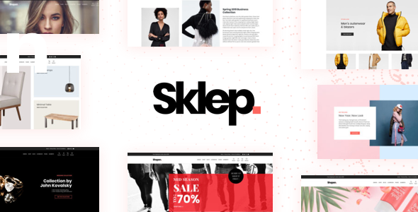 Sklep - WooCommerce WordPress Theme