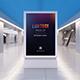 Lightbox Mock-up - Ad Station Series - GraphicRiver Item for Sale
