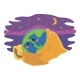 Our Planet Sleeps - GraphicRiver Item for Sale