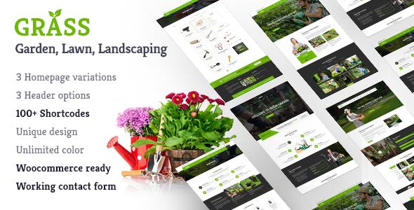 Lawning Garden | Grass Landscape