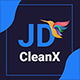 JD CleanX - Best Cleaning Company Joomla template - ThemeForest Item for Sale