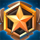 Sci-Fi Ranks Icons - GraphicRiver Item for Sale