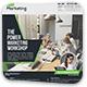 Marketing Workshop Flyer v2 - GraphicRiver Item for Sale