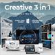 Creative 3 in 1 Bundle Keynote Template