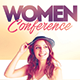 Women's Conference - Complete Set - GraphicRiver Item for Sale