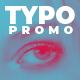 Typo Promo - VideoHive Item for Sale