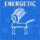 Energetic Uplifting Pop Upbeat