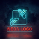Neon Logo And Titles - VideoHive Item for Sale