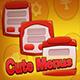 Menu GUI Kit - GraphicRiver Item for Sale