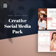 Creative Social Media Pack - GraphicRiver Item for Sale