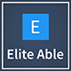 Elite Able - Bootstrap 4 Admin Template - ThemeForest Item for Sale