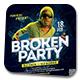 DJ Live Party - GraphicRiver Item for Sale