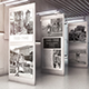 Exhibition Gallery Mockup - GraphicRiver Item for Sale