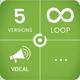 Folk Acoustic Background Loop 3