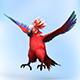 Fantasy Parrot - 3DOcean Item for Sale