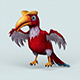 Fantasy Toucan Bird - 3DOcean Item for Sale