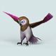 Fantasy Owl - 3DOcean Item for Sale