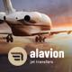 Alavion - Private Jet Charters WordPress Theme - ThemeForest Item for Sale