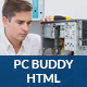 PcBuddy - Computer Repair HTML Template - ThemeForest Item for Sale